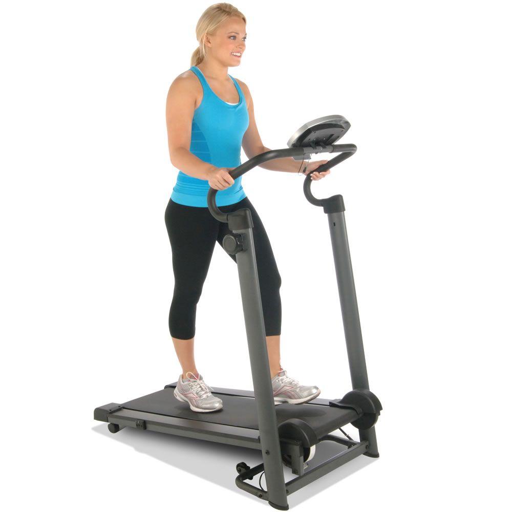 Fitness Equipment Services: The Walker's Foldaway Treadmill