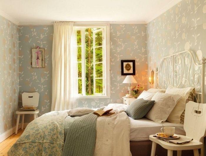La chambre vintage...60 idées déco très créatives | Déco | Pinterest ...