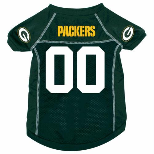 CLEARANCE SALE!! Only Large remains!Officially Licensed Green Bay Packers  Pet Mesh Jersey! Dress your pet in game day gear and support your favorite  team! 1e409c1f9