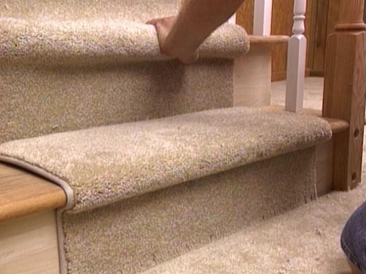 How To Install A Carpet Runner On Stairs U003eu003e Http://www.