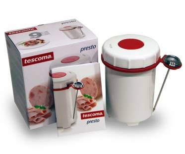 Szynkowar Z Termometrem Presto Tescoma Compost Bin Tableware Glassware