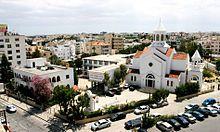 The Armenian compound in Strovolos, Nicosia. Cyprus - Wikipedia, the free encyclopedia