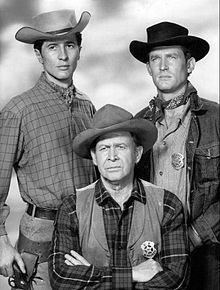 Outlaws (1960 TV series)  Outlaws is an NBC Western television series, starring Barton MacLane as U.S. marshal Frank Caine, who operated in a lawless section of Oklahoma Territory about Stillwater. The program aired 50 one-hour episodes from September 29, 1960, to May 10, 1962. The first season was shot in black-and-white, the second in colour..mar16. .