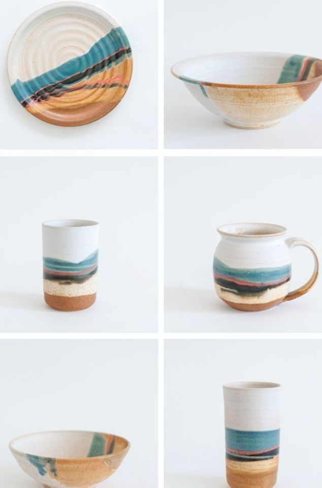 Robert Blue ceramics pottery design, handmade ceramic, insparation #ceramics #clayare #handmadepottery #potteryideas