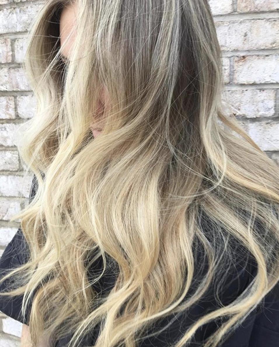 Wind Blown Blondie By Sara At Avantgarde Salon Spa Destin Fl