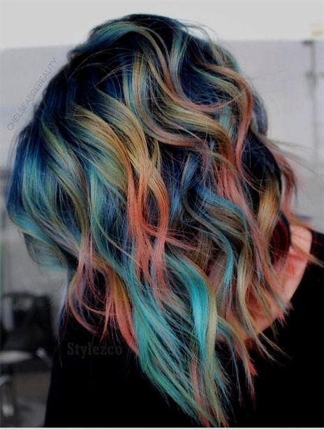 Do You Need Some More Inspirational Hair Color Styles For