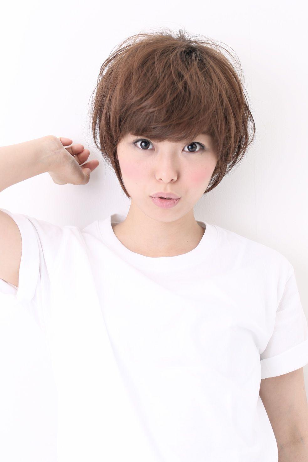 short style / 004