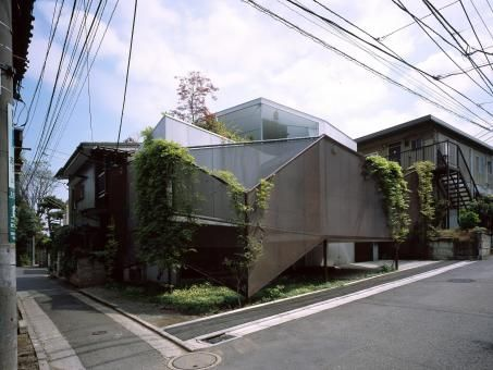 Gesture of House by FT Architects - photographer : Koichi Torimura