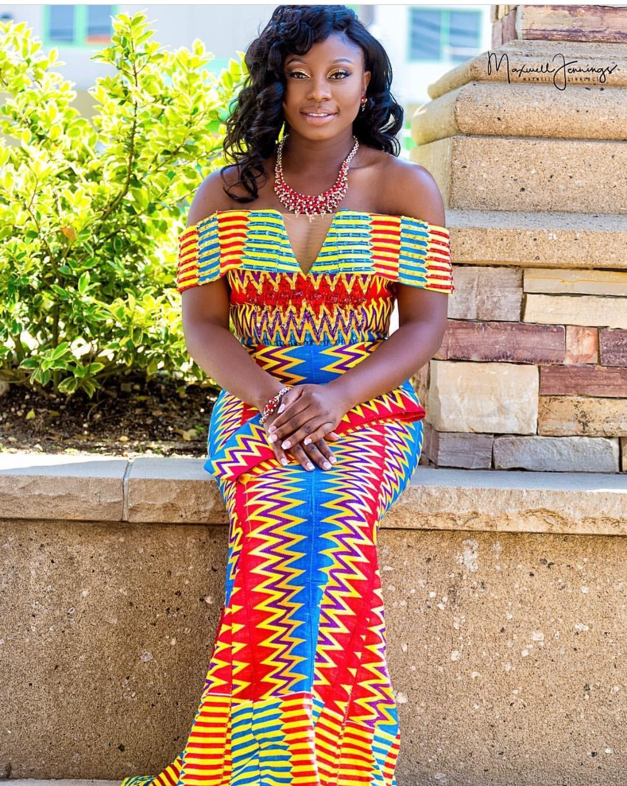 Pin by Sleek Africa on African Fashion   African dresses