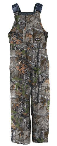walls toddlers insulated bib overalls kids grow with me on walls camo coveralls insulated id=39038