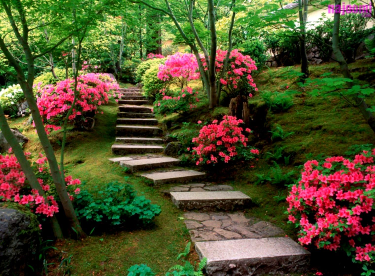 Most beautiful gardens - Most Beautiful Flower Gardens In The World Most Beautiful Gardens In World You Have To