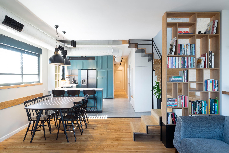 Family rooftop apt rustarch com family apartment apartment kitchen beautiful interior design