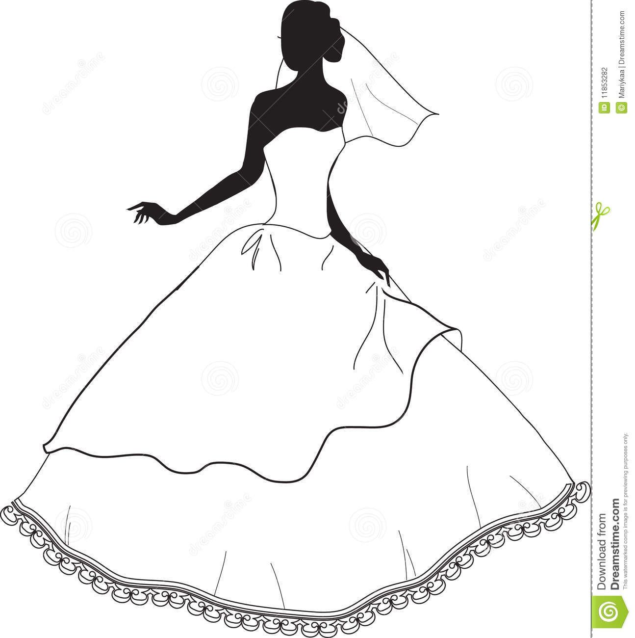 dress silhouettes check out other gallery of wedding dress rh pinterest co uk wedding dress clipart wedding dress clipart free download