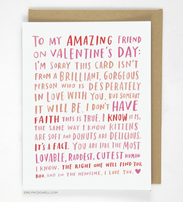 13 Perfectly Honest Valentine's Day Cards | Cards, DIY Valentine and