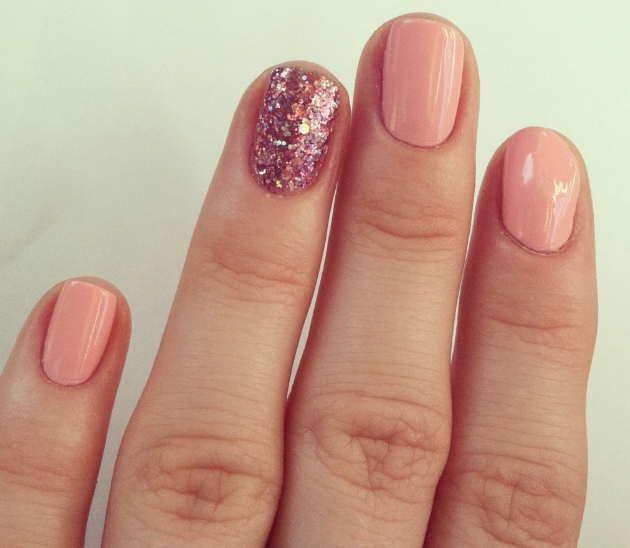 diseño de uñas sencillas | uñas | Pinterest | Diseños de uñas ...