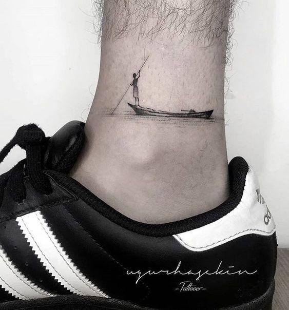 Photo of Leg Tattoos Designs – Badass Leg Tattoos for Men and Women