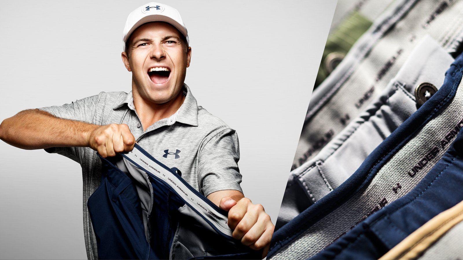 Golf Polo Shirts, Shorts & Gear Jordan spieth, Golf