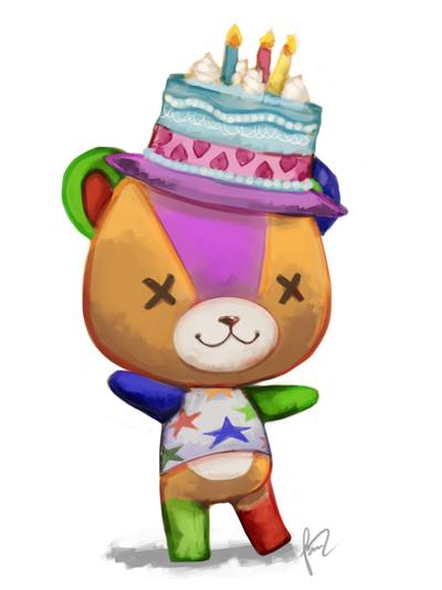 Happy birthday ya sweetiepie (With images) Animal
