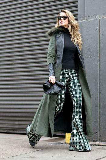 La cita con la #moda neoyorkina nos regala instantáneas de 'celebrities', 'it…