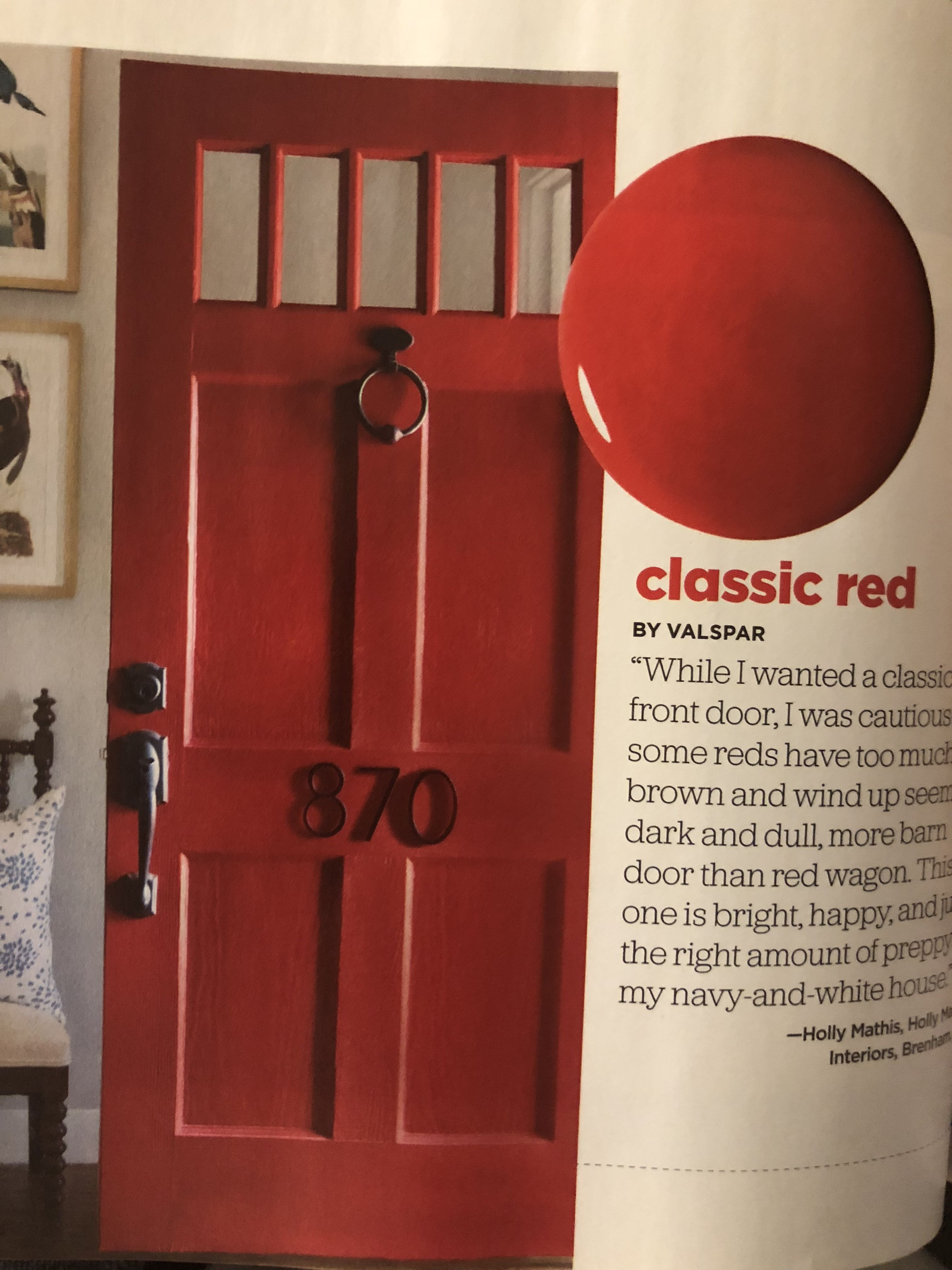 Classic Red By Valspar Red Paint Colors Red Wagon Red Barns