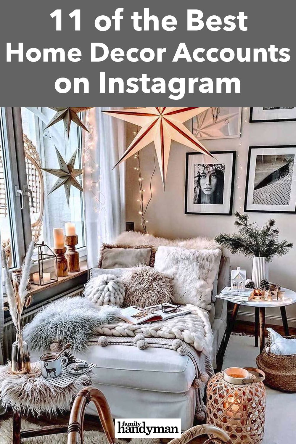 11 of the Best Home Decor Accounts on Instagram