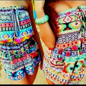 Hot tribal jumpers