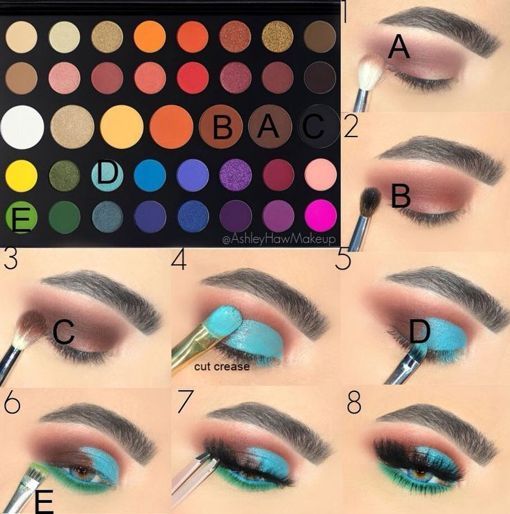Photo of #Eyes #this #this #double tap #du #eye makeup step by step