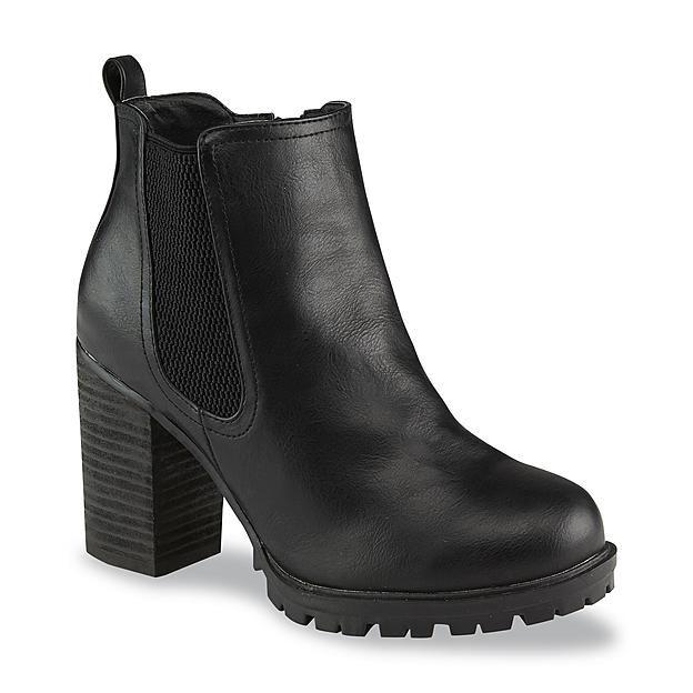 Kmart.com | Boots, Black ankle boots, Shoes