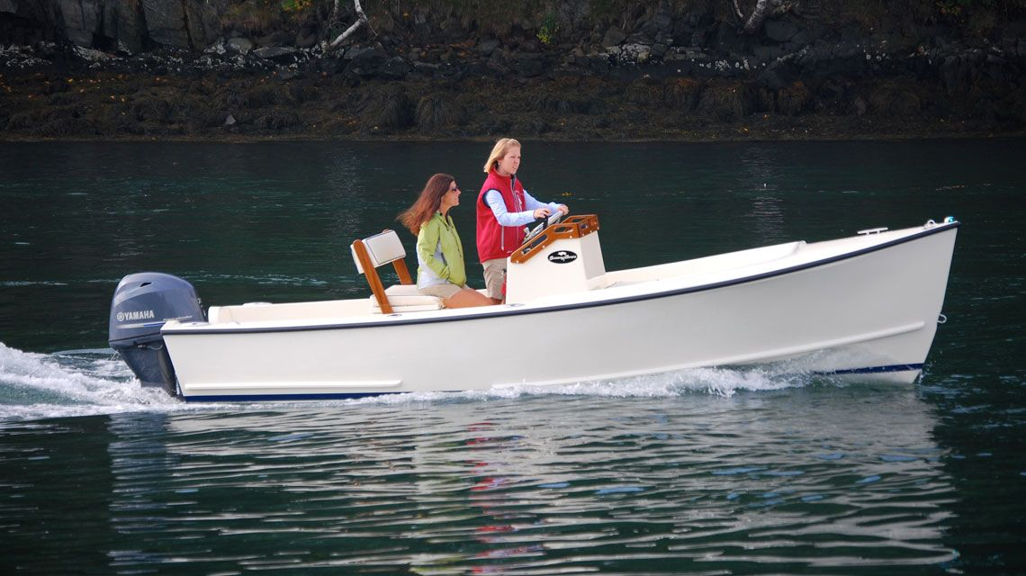 eastern boat skiff - Google Search