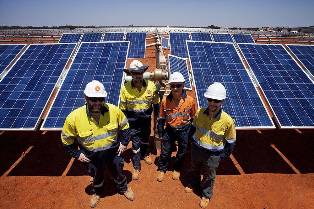 Renewable Energy News Solar Power Station Solar Solar News