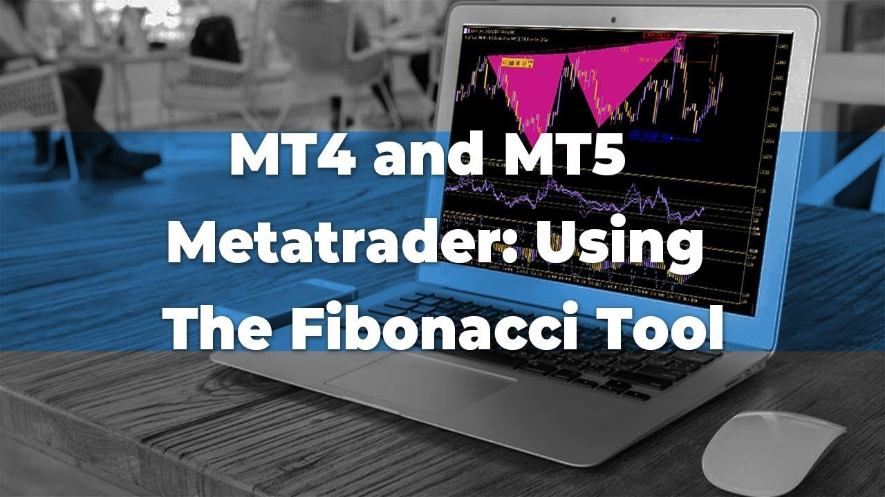 Mt4 Mt5 Metatrader Forex Charts Using The Fibonacci Tool