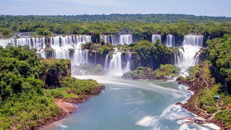 Terpopuler 30 Pemandangan Yang Indah Di Dunia 25 Air Terjun Terindah Di Dunia Seperti Surga Air Terjun Download M Di 2020 Air Terjun Iguazu Pemandangan Air Terjun