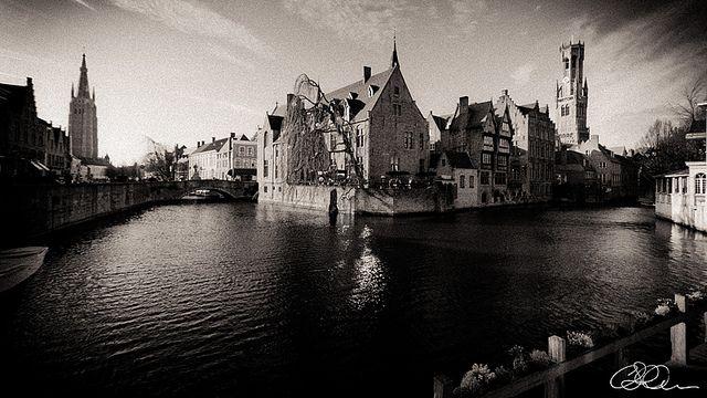 beautiful Brugges, Belgium