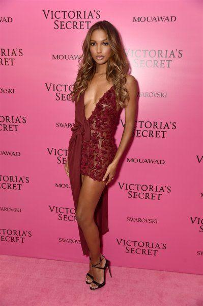 Rosa Teppichzeremonie der Victoria\'s Secret Modenschau | Victoria ...