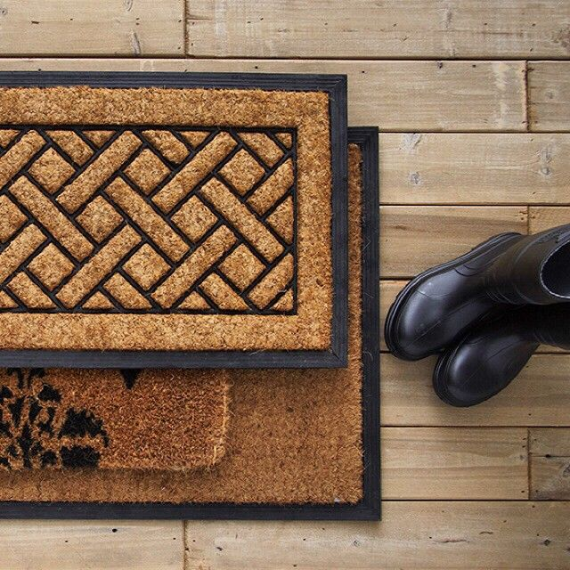 First Impressions  Doormats by Provincial Home Living
