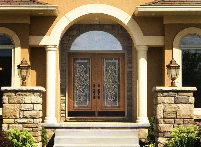 ProVia Heritage Fiberglass Doors Provide The Strength Of Fiberglass And The  Classic Look Of Woodgrain Textures