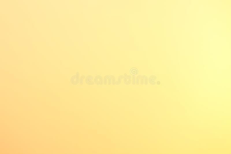 Background Soft Light Yellow Gold Blurry Pastel Color Yellow Gold
