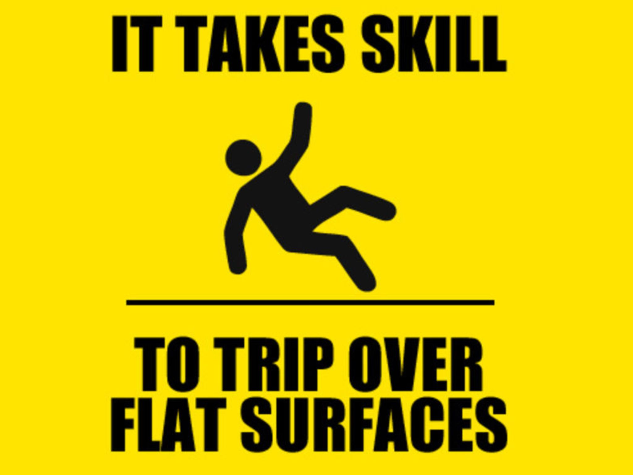 I would know... I have this skill, I use it constantly...