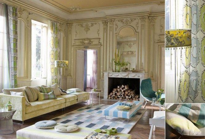 36 Wohnzimmer mit Ideen, die wie Frühling riechen