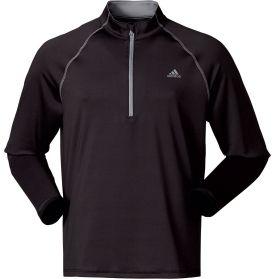 adidas uomini dal quarto zip golf pullover dick sportiva