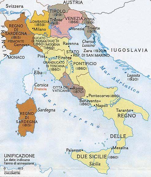 Cartina Italia 1860.Lo Sputo Del Cuculo Blog Archive Cartine Storiche Su Scartine Retoriche Mappe Antiche Storia Storia Moderna