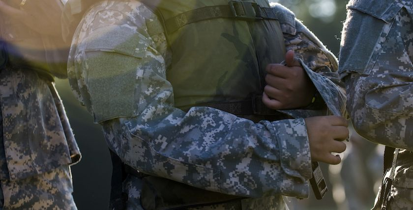 the army may finally get to roll up sleeves army and change