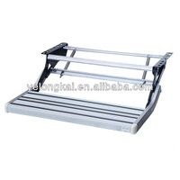 motorhome manual step