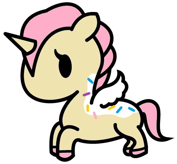 Tokidoki Unicorno Donut Pony By Gcm99deviantartcom On