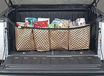 Truck Bed Grocery And Cargo Net Truck Bed Net Truck Bed Storage