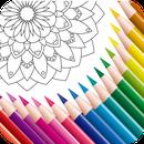 Coloring Book Mandala Sandbox Pixel Coloring Apk Download Mandala Book Mandala Coloring Coloring Books