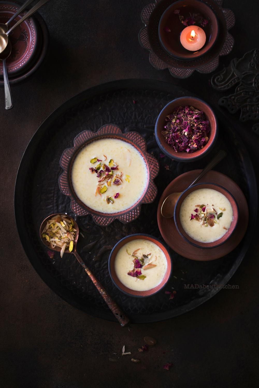 HAAlu Paayasa / Akki Paayasa / Kheer / Indian Rice Pudding – MADaboutkitchen