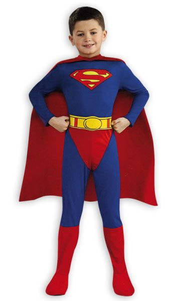 Disfraz Niño Superheroe