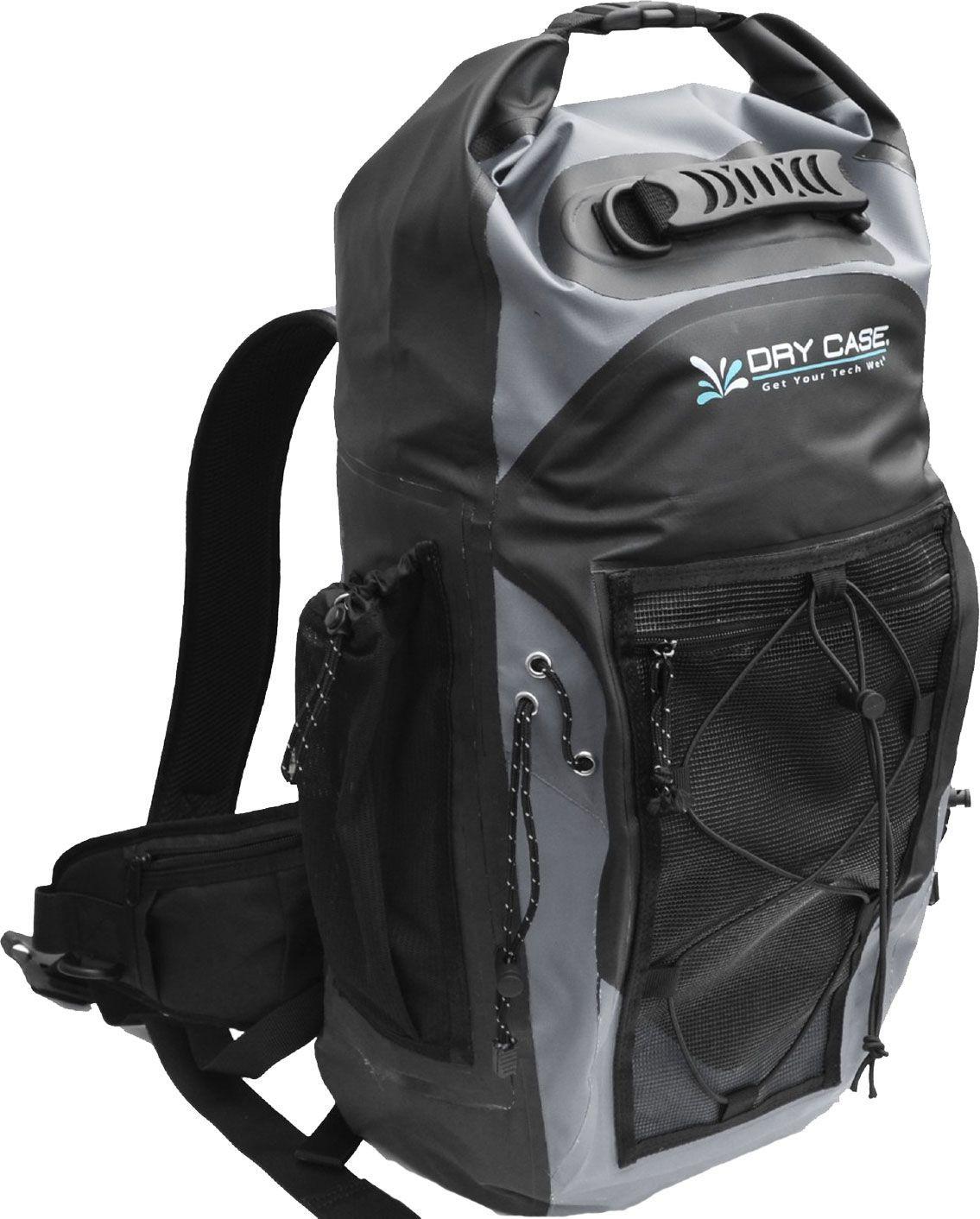 DryCASE Masonboro Adventure 35L Waterproof Backpack, Blue