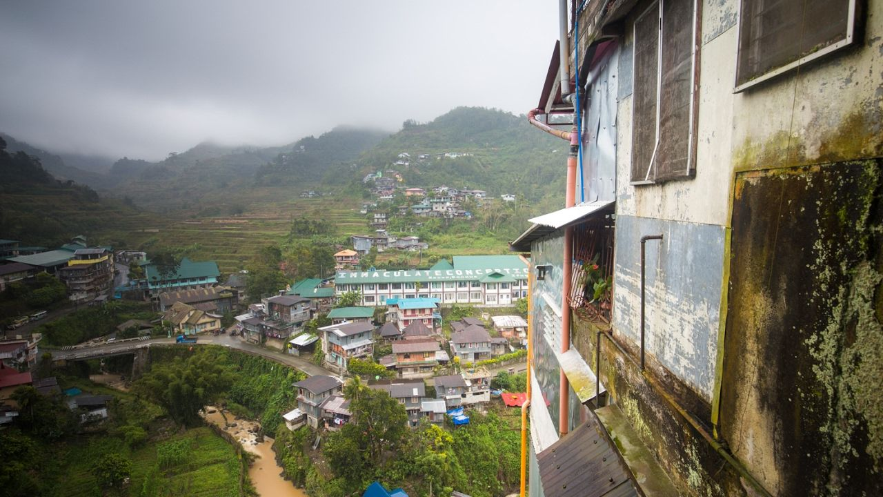 Banaue Drone Footage & Lost in the Rice Terraces